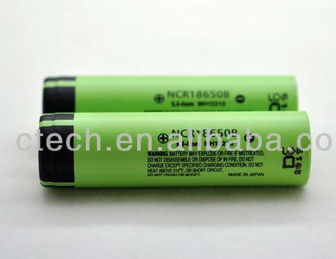 3 7v Ncr18650b Panasonic Li Ion Battery