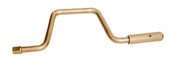 3 8 400 125mm Nonsparking Anti Magnetic Beryllium Bronze Speed Handle