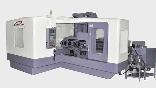 3 Axes Gun Drill Type Cnc Deep Hole Machine Dhd 1000