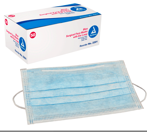3 Ply Face Mask Safety Product