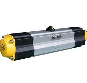 3 Position Rack Pinion Actuator
