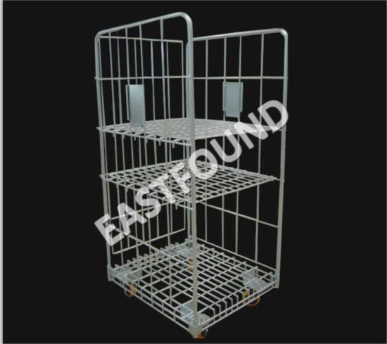 3 Sides Demountable Roll Container
