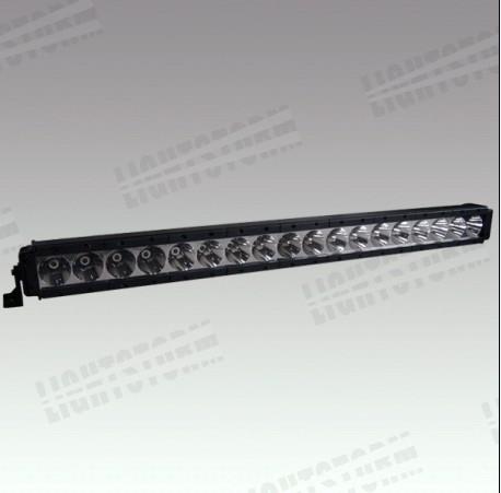30 40 50 10w Single Row Led Light Bar