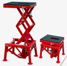 300 Lbs Hydraulic Motorcycle Lift Table Vk2304