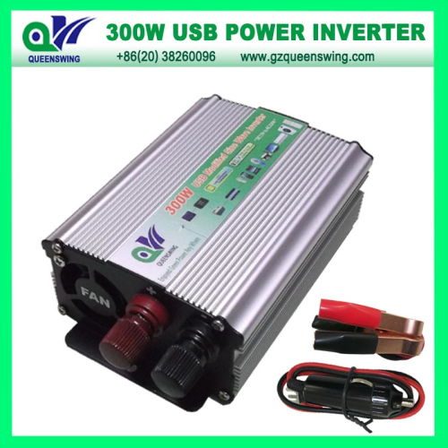 300w Car Power Inverter With Usb