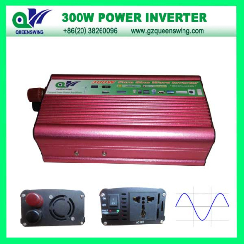 300w Pure Sine Wave Power Inverter Without Charger
