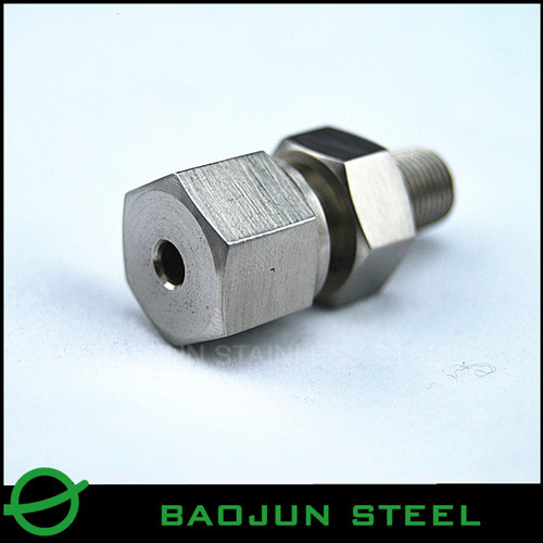 304 Din933 Din934 Stainless Steel Bolt With Nuts
