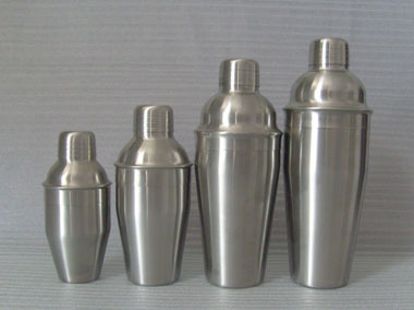 304 Stainless Steel Cocktail Shaker For Promotion Gift