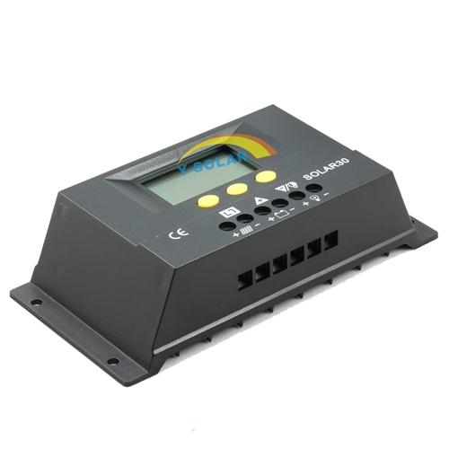 30a Solar Lighting Controller Solar30