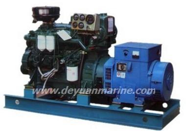 30kw Marine Generator Set
