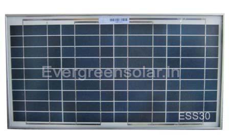 30wp Solar Module Panel