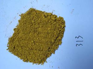 313 Iron Oxide Yellow