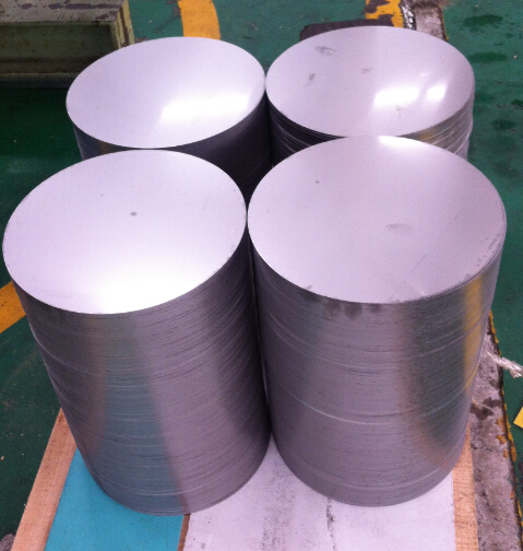 316l Cold Rolled Stainless Steel Circle