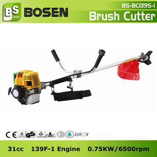 31cc 4 Stroke Side Hang Grass Cutter With 139f Engine