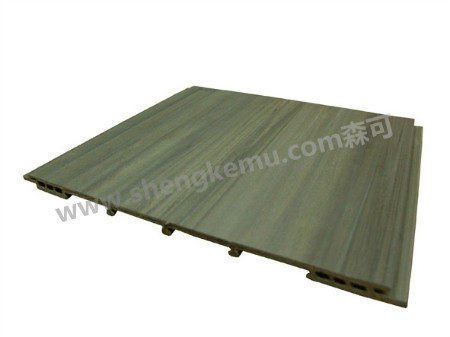 320 Outside Board Waterproof Pvc Wood Not Contain Benzene Substances