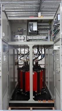 33kv Series Static Var Compensator Based On Mcr For Electric Arc Furnace