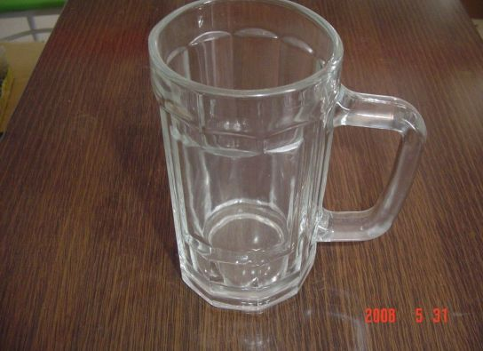 356ml Glass Beer Cup