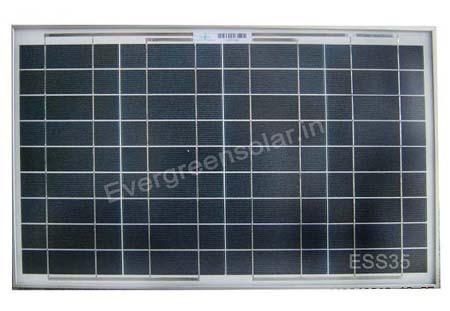 35wp Solar Module Panel