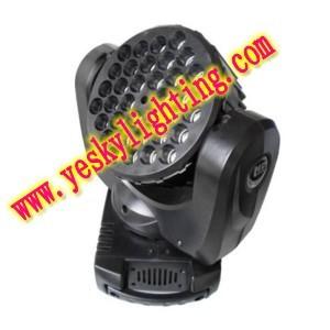 36 3w Rgb Led Moving Head Beam Yk 116