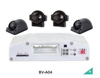 360 Around View System For Truck Cameras And Control Box Bv A04