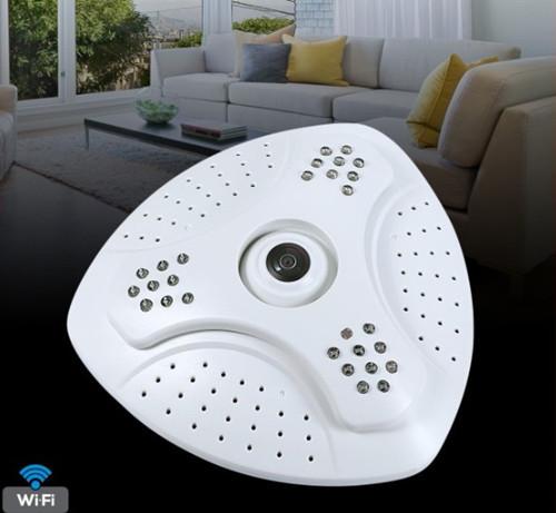 360 Degree Wifi Fisheye Camera