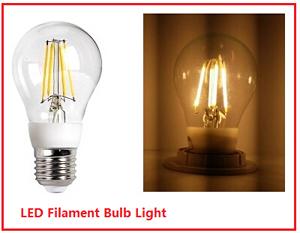 360 Degrees Led Filament Bulb Light