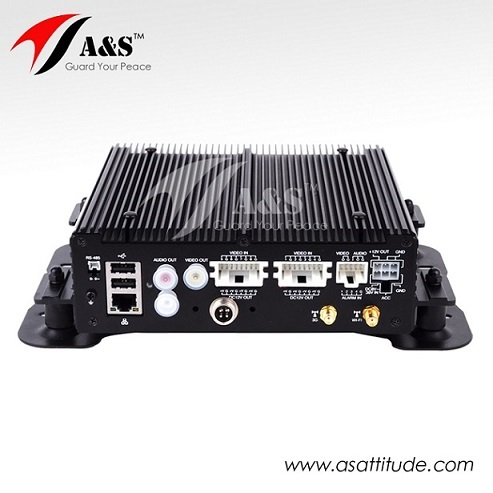 3g Car Black Box 8ch Bus Dvr H 264 Mobile As M880