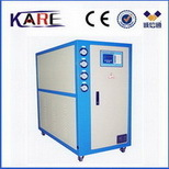 3hp 5hp 10hp Mini Water Cooled Industrial Chiller For Plastic Processing