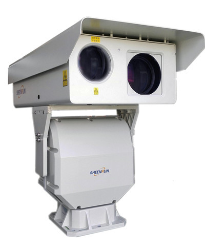 3km Laser Night Vision Camera Hlv3020 With 12 5 750mm Focal Length