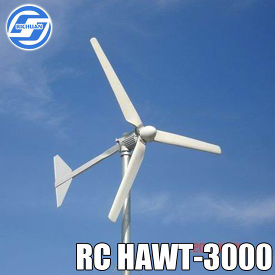 3kw Household Wind Turbine Price Generator For Sale