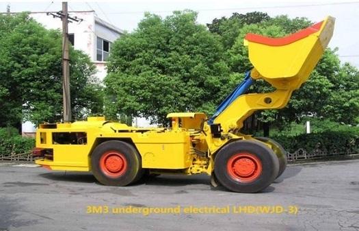 3m3 Underground Electrical Lhd Wjd 3