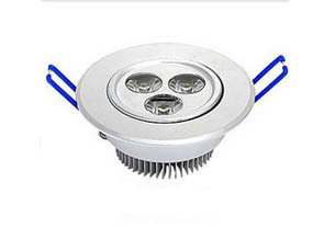 3w Led Ceiling Downlight With 3leds