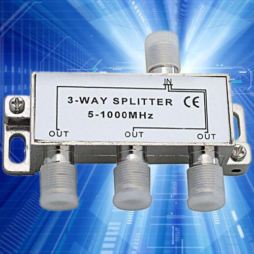 3way Satellite Tv Splitter