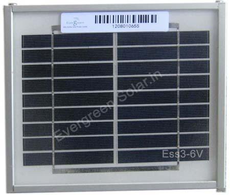 3wp Solar Module