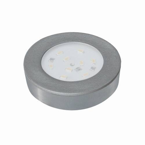 4 2w Dia 85mm Led Surface Mounted Fixed Under Cabinet Puck Light