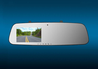 4 3 Rearview Lcd Monitor With Dvr