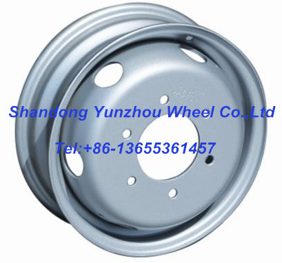 4 5x14 Truck Wheel Rim For 6 00 14 Tire And 165 70r14