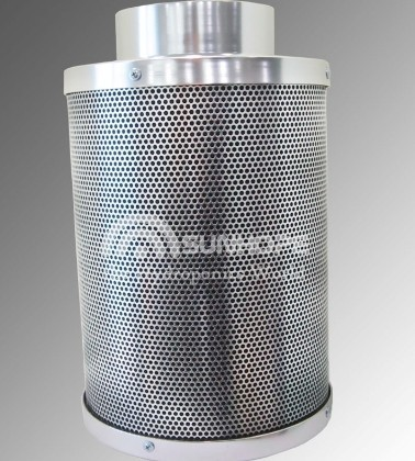 4 6 8 10 12 Carbon Filter For Hydroponic Gardening Ventilation