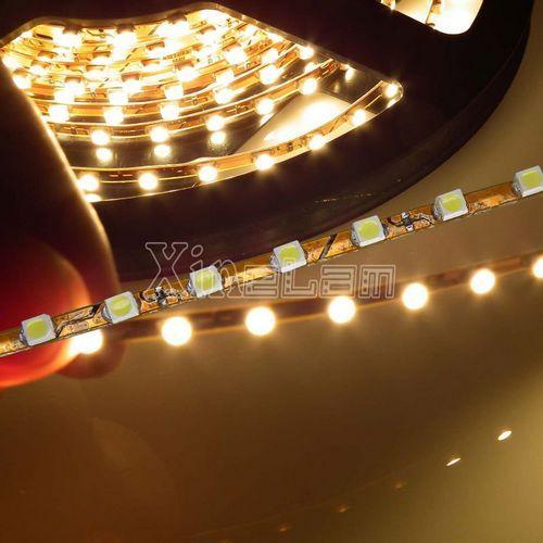 4 8m Roll 5 1m Smd3528 Dc12v 3mm Flexible Narrow Led Light Strip