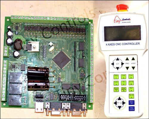 4 Axes Cnc Controller