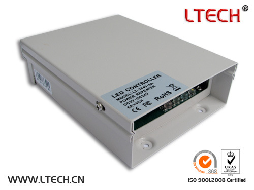 4 Channnels Rgbw Led Power Repeater