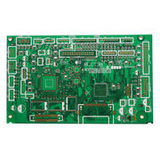 4 Layer High Density Multilayer Pcbs With Immersion Gold