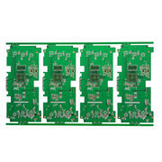 4 Layer Mobile Phone Mainboard Bga Pcb With Eing Surface