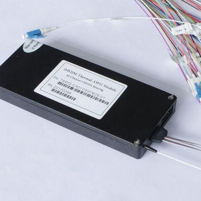 40 Ch 100g Awg Module Channel Dwdm Mux Demux