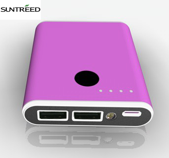 4000mah 5000mah Mobile Power Supply Portable Battery Charger