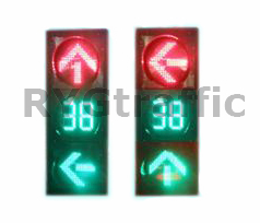 400mm Ryg Led Traffic Lights