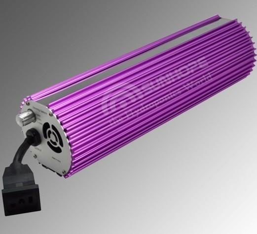 400w 600w 1000w Fan Cooled Dimmable Electronic Ballast For Hydroponics Gard