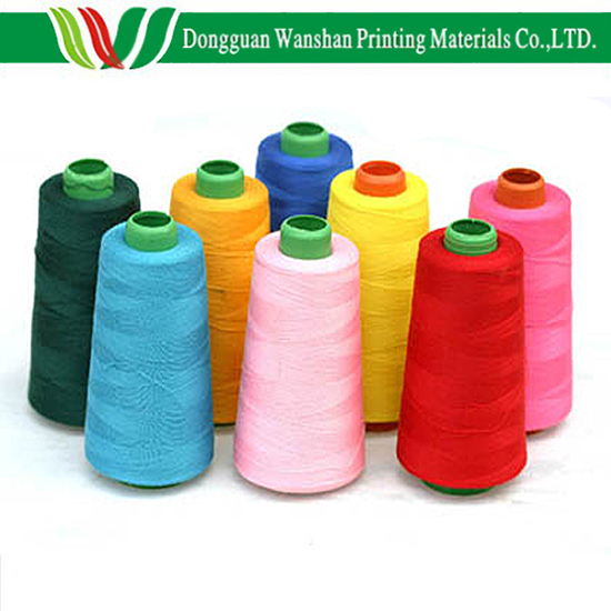 402 Lay Cord Abrasion Resistant 5000yards Sewing Thread