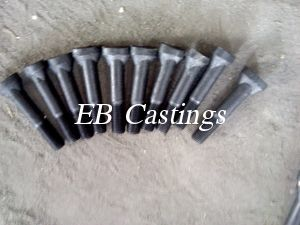 40cr High Strength Grade 8 Bolts For Mill Liners Eb001