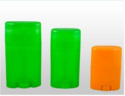 40ml 60ml 75ml Flat Deodorant Barrel